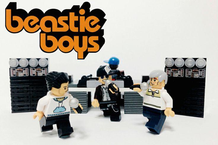 20 bands rifatte con i LEGO   Urban Jungle