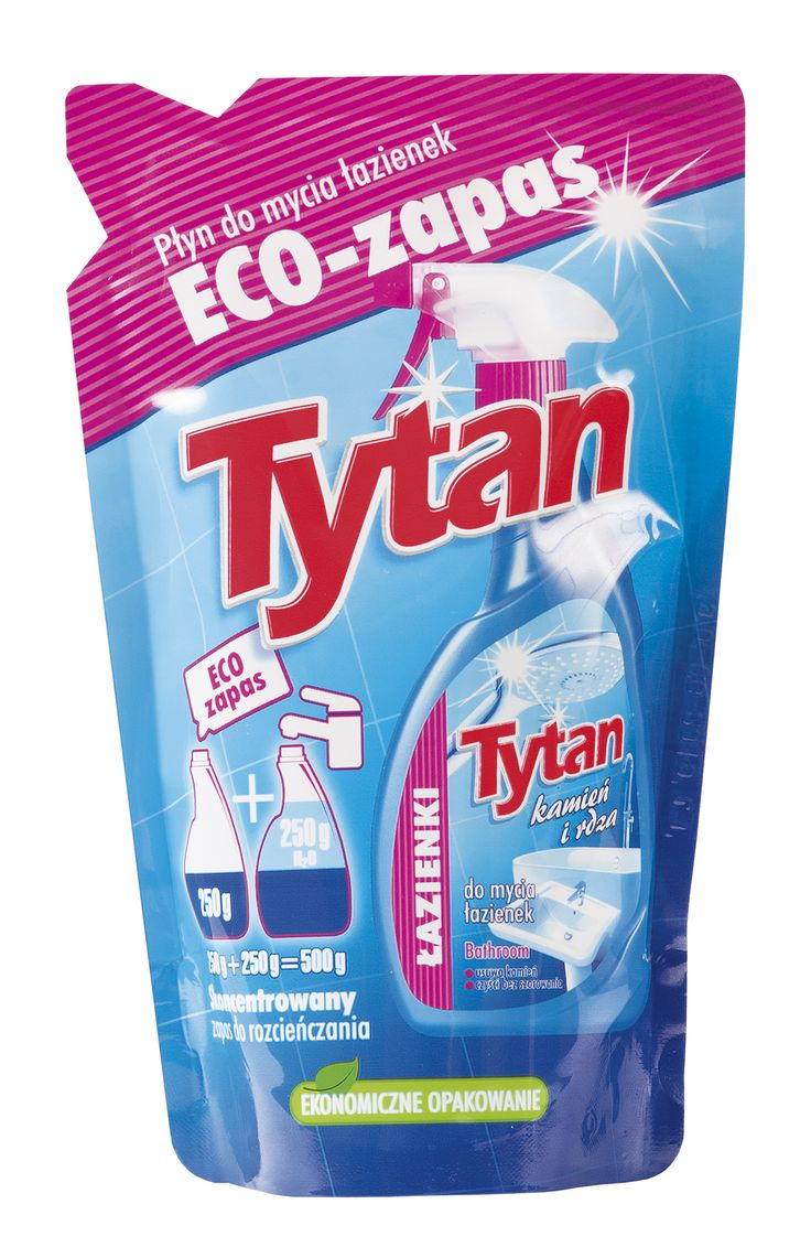 Tytan Bathroom Cleaner - ECO PACK
