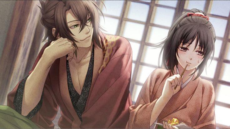 Souji Okita & Yukimura Chizuru