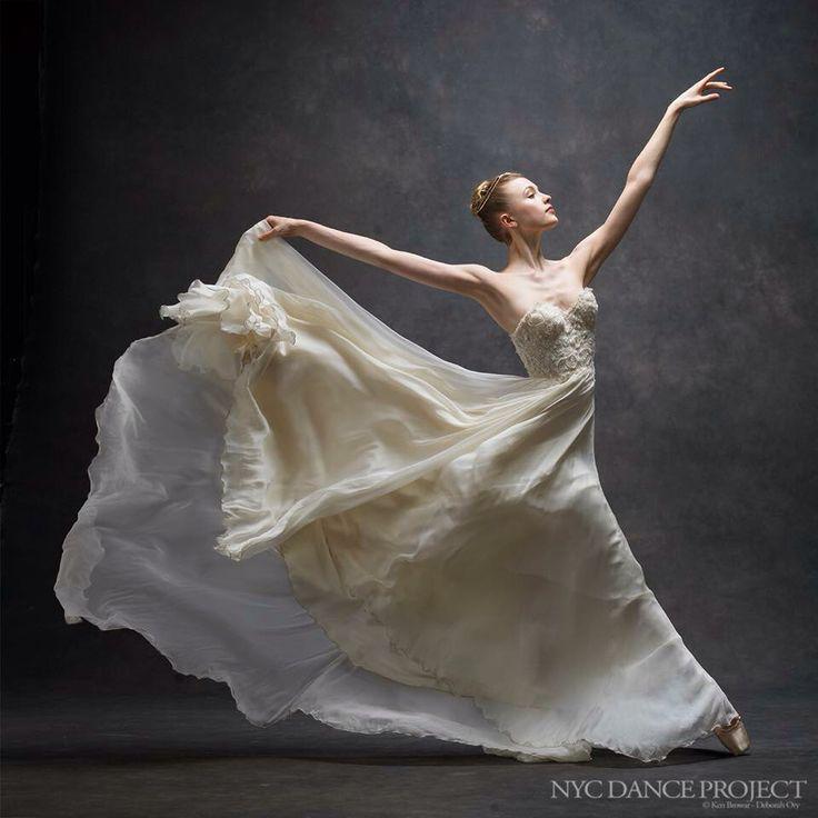 New York City Ballet Apprentice Miriam Miller! Gown