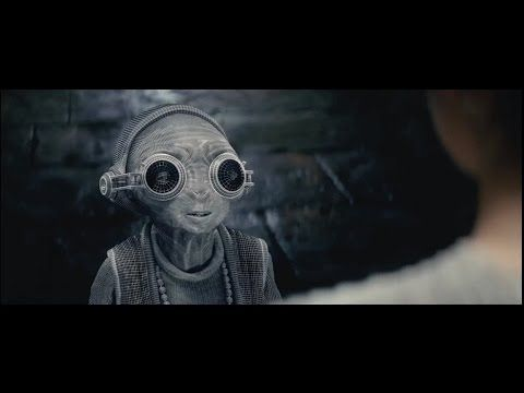 Watch how 'Star Wars' turns people into CG characters