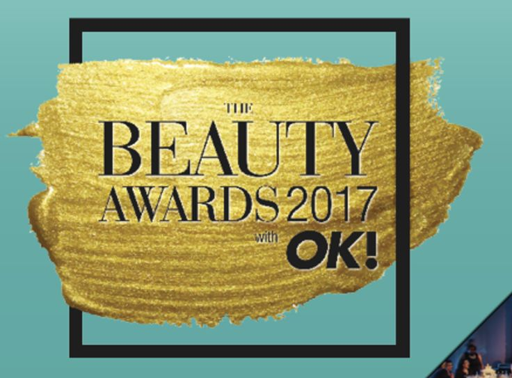 Beauty Magazine and OK team up to offer the Beauty Awards. In it's 16th year these awards are prestigious and well regarded. They are Entry is open to all beauty products on sale in UK high street beauty retail including pharmacy.