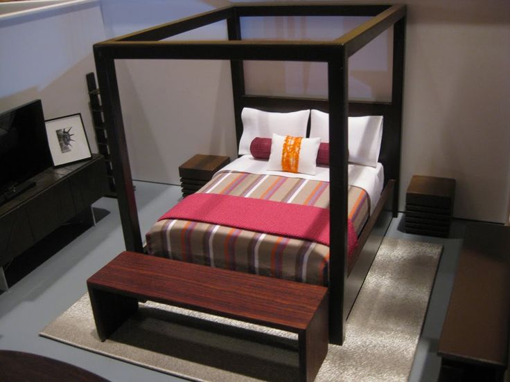 modern mini houses modern bedroom furnituremodern bedroomsmodern dollhousedollhouse