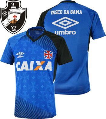 ヴァスコ・ダ・ガマ2015 トレーニングシャツ。
