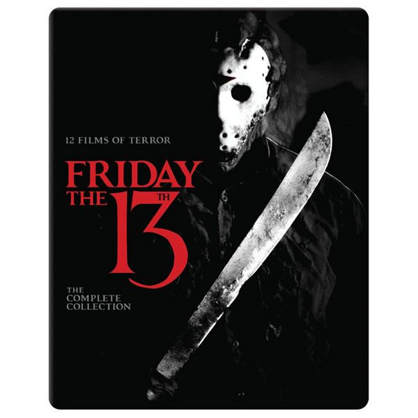 Friday the 13th: The Complete Blu-ray Collection  @Jess Liu Clark