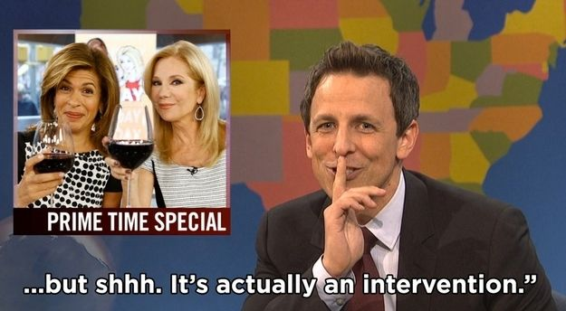 """""""NBC announced this week that Kathy Lee Gifford and Hoda Kotb will host a primetime special on the network called A Toast to 2013 in which they recount their favorite stories from the past year… 