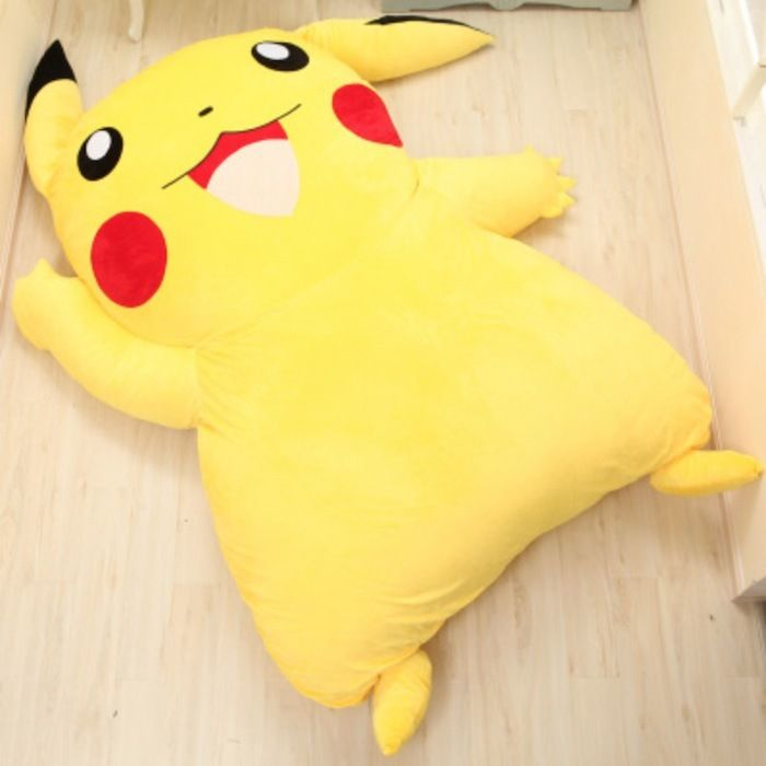 Cheap bed cover wedding, Buy Quality cover depth directly from China bed cover blanket Suppliers: Sleeping Bed Mattress Cover Large Cartoon Totoro Sleeping Bed Bag Holster Pikachu Cushion CoverNote: it's only cov