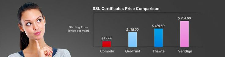 The SSL Certificates offered by Comodo for example are less expensive than you'd think. In fact, many of the entry level SSL Certificates are available to small and medium sized business owners for free. The SSL Certificate or Secure Socket Layer (SSL) Certificate as it is known, is an advanced software algorithm which provides a significant protection shield to your website and all visitors to the website – whether it is ecommerce or a simple landing page.