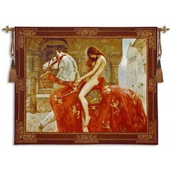 Гобелен-картина Леди Годива ( большой)