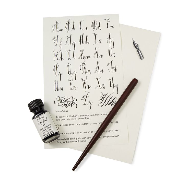 Best 25 Calligraphy Set Ideas On Pinterest Calligraphy