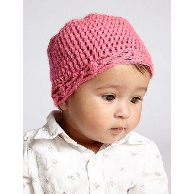 Crochet Baby Hat - Crochet Patterns - Patterns | Yarnspirations