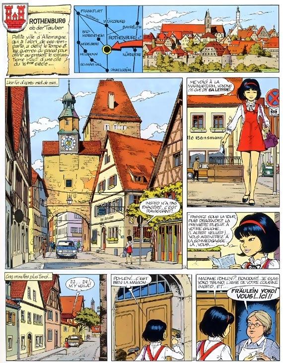 Les aventures de Yoko Tsuno, tome 7 : La Frontière de la vie - Roger Leloup - 1977