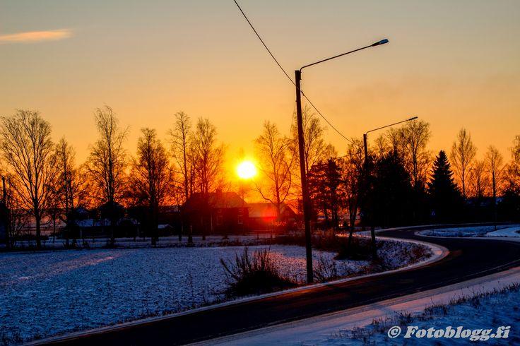 Solfvägen, Sundom - Foto Niklas Falk / www.fotoblogg.fi