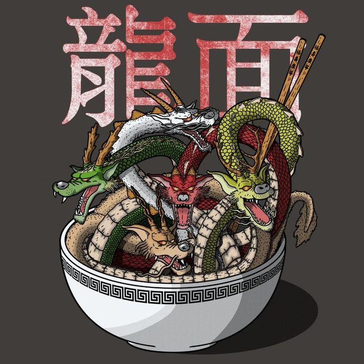 龍面(Lóng miàn)Dragon Noodles