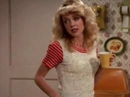 Lisa Robin Kelly as Laurie Forman on That 70s Show