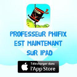 Professeur Phifix - Poésie pour les enfants