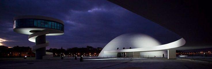 Centro Oscar Niemeyer, Aviles, 2011 - Oscar Niemeyer