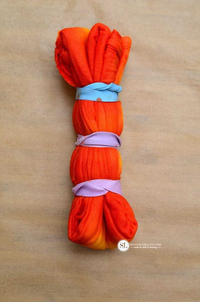 17 best ideas about tie dye folding techniques on - Technique tie and dye ...