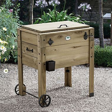 Backyard Discovery Patio Cooler | Patio cooler, Outdoor ... on Backyard Discovery Pavilion id=60238