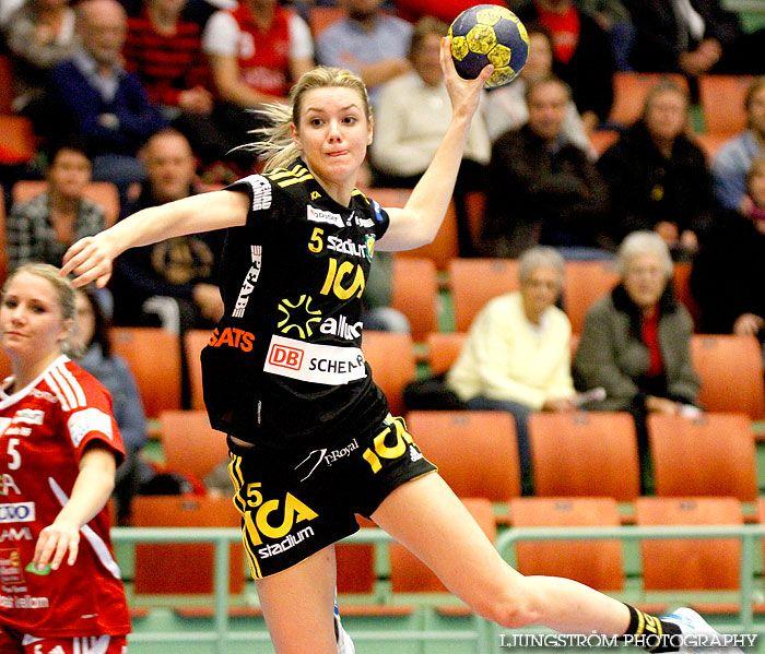 Hanna Fogelström i Skövde HF-IK Sävehof 25-30 ▼10Nov2011LjungströmPhotography http://www.viktorljungstrom.se/bild/44862/person/Hanna%20Fogelstr%C3%B6m #Hanna_Fogelstrom #handball