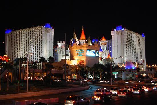 Excalibur Hotel. Las Vegas, Nevada