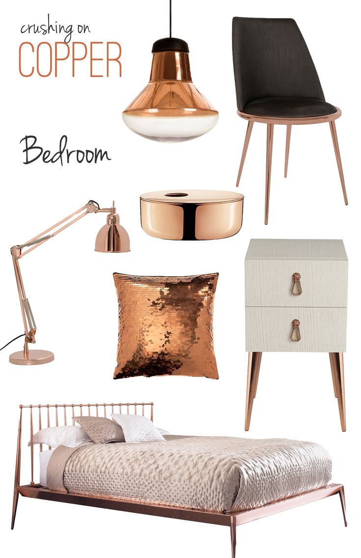 17 best ideas about copper bedroom on pinterest blush