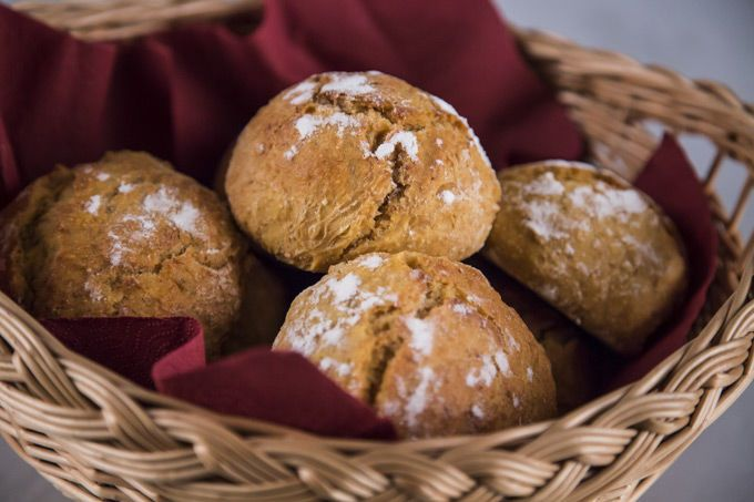 Guldbageren - Frokostboller