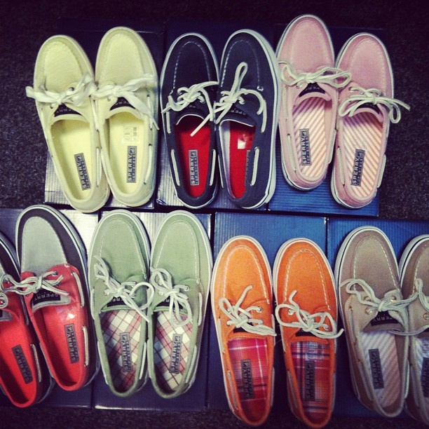 Kleur bekennen, #Sperry #Bahama's. #spring #summer #boatshoe #bootschoenen #shoes #gobritain