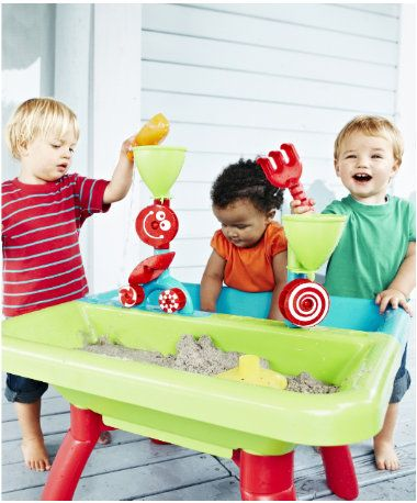 Sand and Water Table : Sand and Water Table : Early Learning Centre UK Toy Shop
