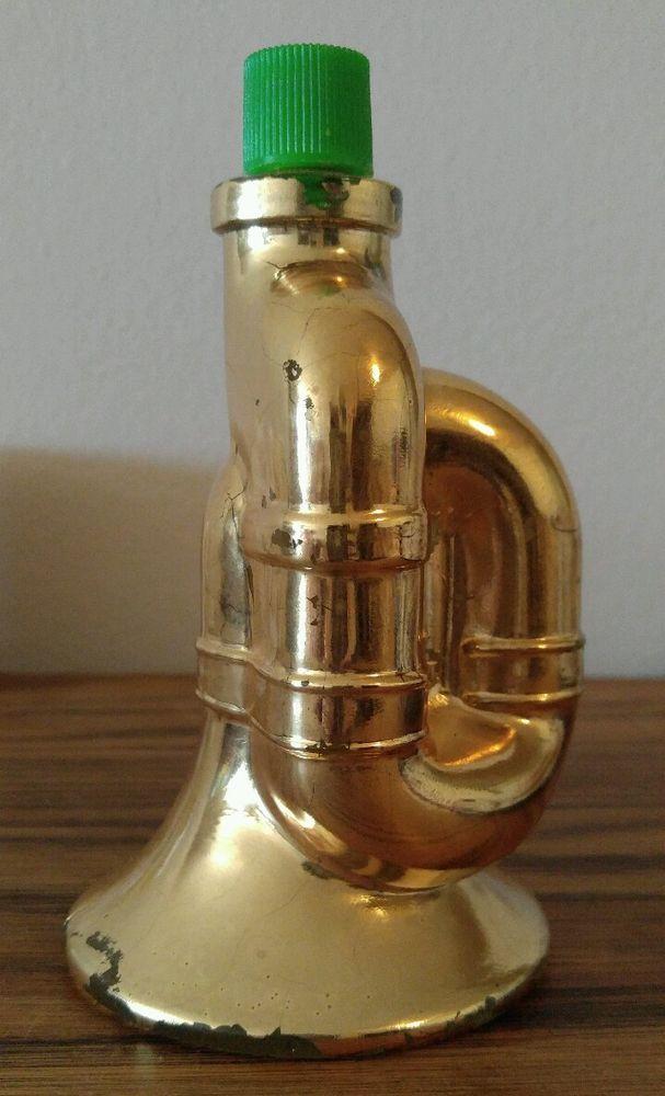 $12.95! Avon After Shave It's a Blast WindJammer Wind Jammer Gold Horn Full Bottle 5 oz. #Avon