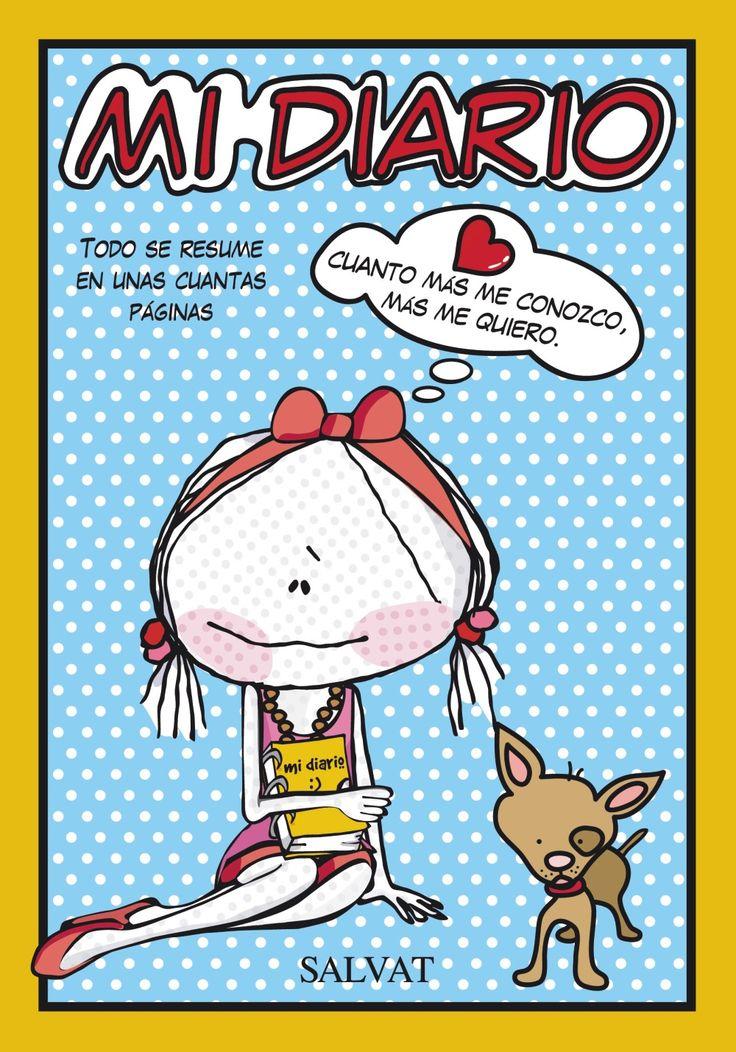 DIARIO HABLANDO SOLA. - Lee, escribe, exprésate, sueña, dibuja, pega, reflexiona, crea, recrea y recréate con el diario de Hablando sola, lleno de la fuerza, el optimismo y el encanto del personaje creado por Daniela Rivera. ¡Pura vida!