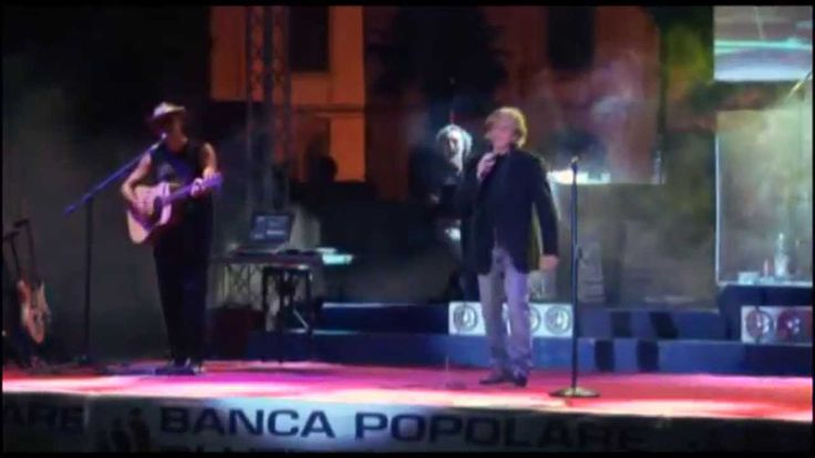 Help - Riccardo Fogli #beatles #sixties #concert #riccardofogli #live #cover