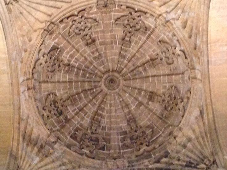plafond kathedraal malaga