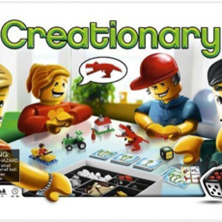 LEGO Creationary Game