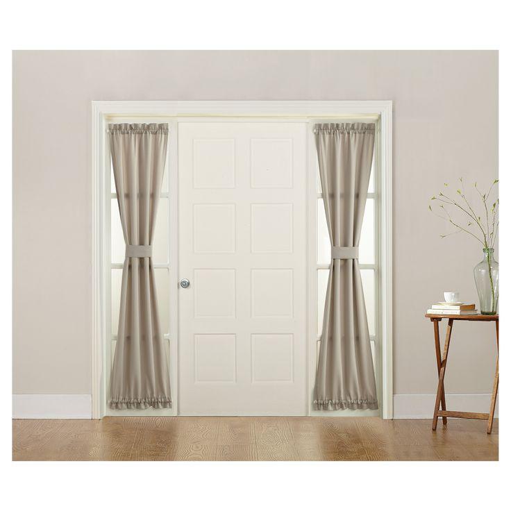 Best 25 Sidelight Curtains Ideas On Pinterest Door