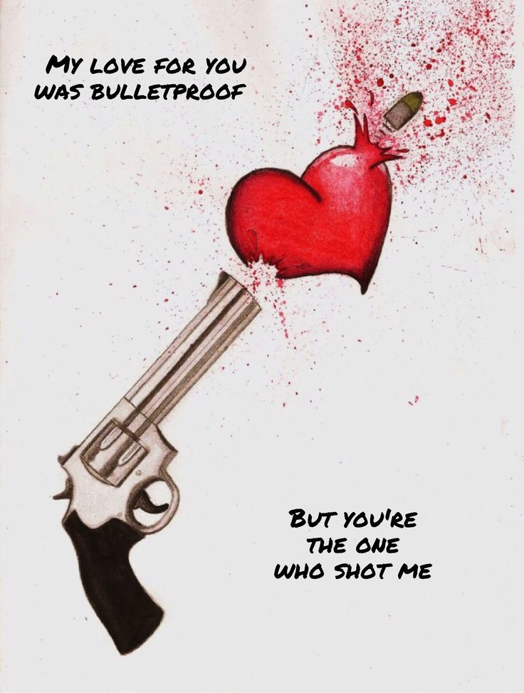 "Pierce The Veil - ""Bulletproof Love"""