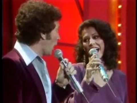 8.TOM JONES AND RITA COOLIDGE ~ SOMETHIN' 'BOUT YOU BABY I ...