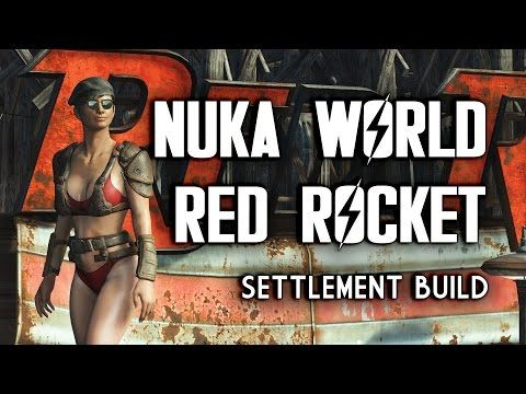 how to get to nuka world