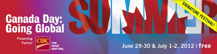 Harbourfront Centre Canada Day! Celebrate all weekend from June 29 - July 2 in Toronto, Ontario! For all the details: http://www.summerfunguide.ca/events/3045/canada-day-going-global-presented-by-cibc.html #summer #fun #ontario #canadaday #toronto #gta