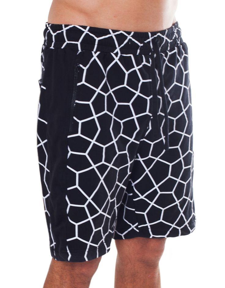 Nemis Midnight Octa Shorts
