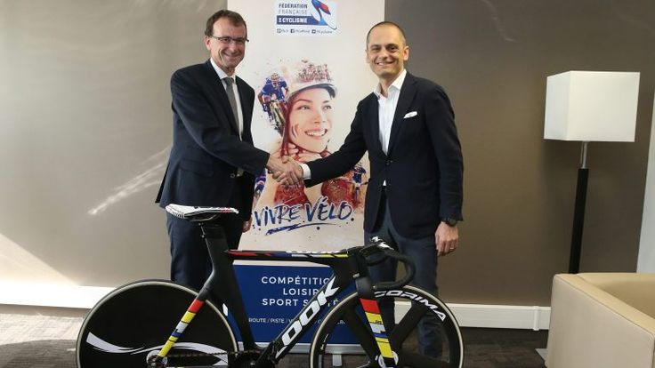 LOOK Cycle and the French Cycling Federation (FFC) strengthen their relationship with a new partnership with CORIMA: an alliance focused on developing new technical solutions and enhanced performance.