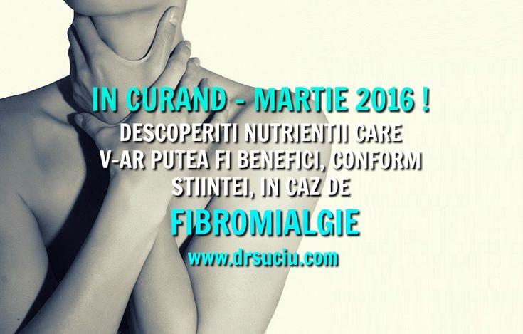 Fibromialgia si sindromul de oboseala cronica