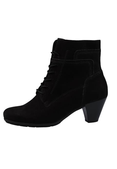 Chaussures Gabor Bottines - black noir: 110,00 € chez Zalando (au 20/07/17). Livraison et retours gratuits et service client gratuit au 0800 915 207.
