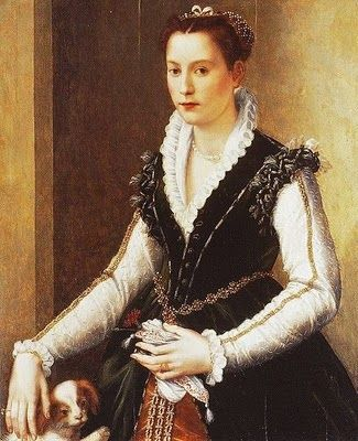 Alessandro Allori (1535-1607) Isabella de Medici -- lots of paintings grouped by era!