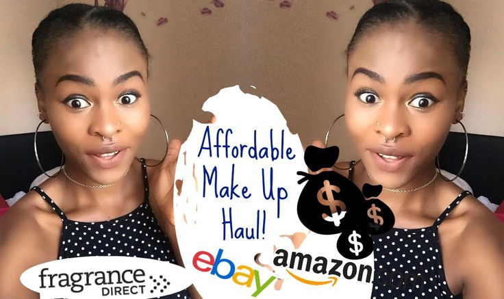 Affordable Make Up Haul by StyledbyPromise