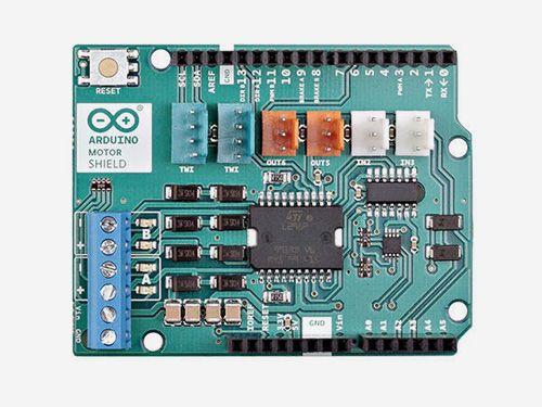 Arduino - ArduinoMotorShieldR3