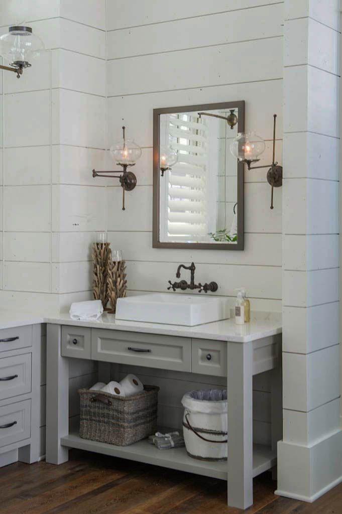 Suitable bathroom wall decor ikea that look beautiful ...