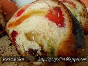 Cozonac cu rahat - Retete culinare by Teo's Kitchen