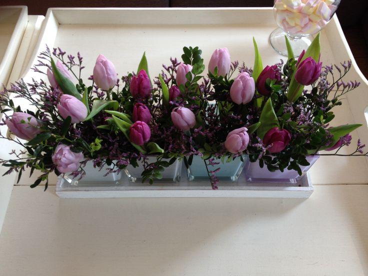 bloemschikken: voorjaar