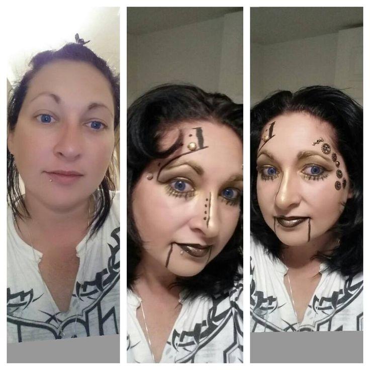 38 best Orchid Makeup Senegence #Halloween Makeup images on ...